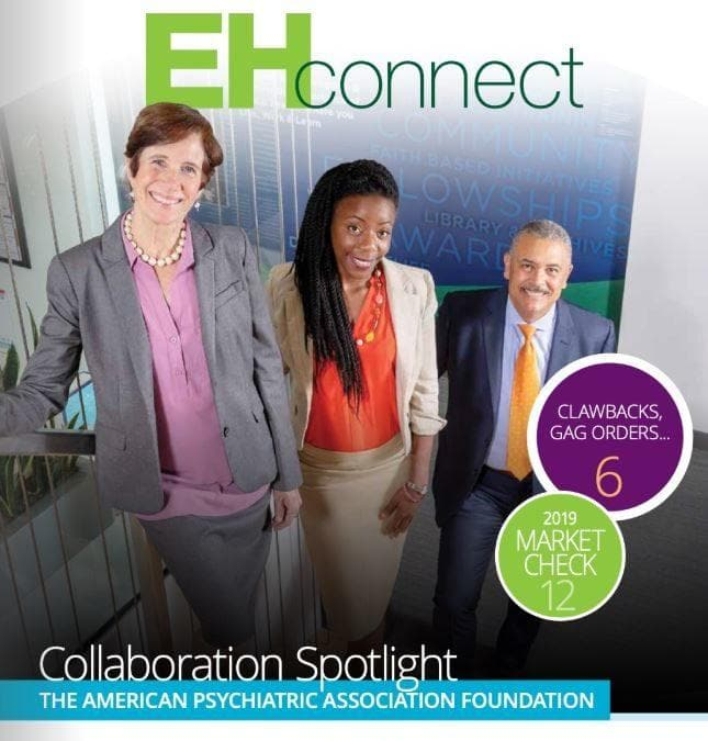EH Connect Fall and Winter 2018